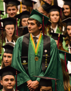 Austin B. - 2015 Clough Scholar